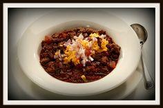 Firebirds Chili Recipe #fall #food #tailgate