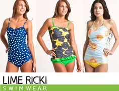 I love Lime Ricki!!! I love the cute and modest swimsuits they have!!!