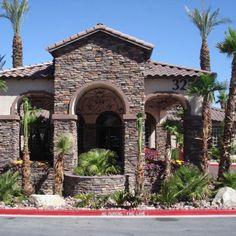 Riverside Stone Veneer use in a Job in Las Vegas.