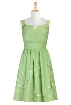 Clothing And Dress , Apple Clothing Shop Online Womens Designer Dresses | Sundresses | Women's Sundresses | Plus Size Sundresses | Petite Sundresses | | eShakti.com