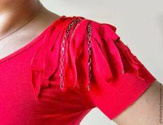 DIY: refashion de una camiseta