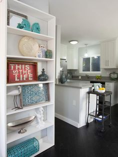 As seen on Flipping the Block...John and Whitney: Kitchen, After