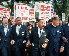 Civil Rights March Washington DC 1963