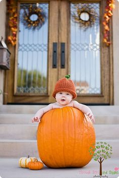 sweet punkin by ThroughGrinsandGiggles Photography