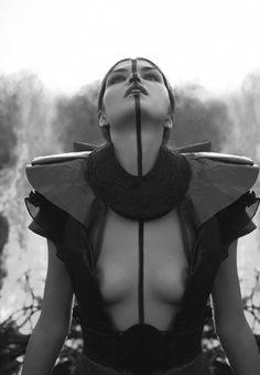 © Antonella Arismendi. Model: Vita Cagnone