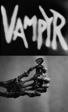 """Vampyr"" (1932, dir. Carl Theodor Dreyer)"
