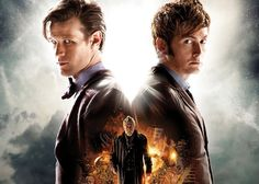 The BBC just released the Day of the Doctor's official synopsis (Click the link to read it!)