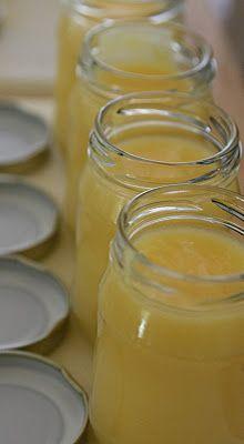 lemon butter!!