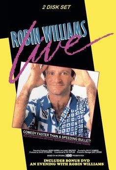 Robin Williams Live / An Evening with Robin Williams