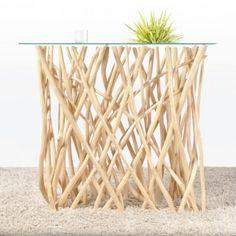 bois flott on pinterest rivers poufs and art. Black Bedroom Furniture Sets. Home Design Ideas