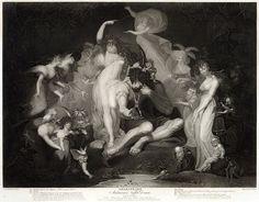 midsumm night, free encyclopedia, william shakespeare, dreams, queen, night dream, scene, fairi, henri fuse