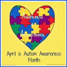 Gearing up for National Autism Awareness Month