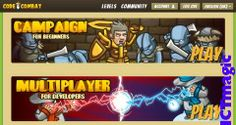 This is just about the geekiest site I have ever seen... and I love it. Learn how to code by designing the perfect programming to enable you to battle in a medieval realm. This site has been developed especially for children and begins with easy challenges and build to higher levels of programming skill. There is even a multiplayer area so users can battle with their friends.