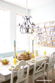 tips + tricks for an easy spring table {sale alert} | the handmade home