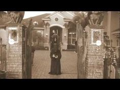 Wow, this must be how millionaires haunt their yard.  Very expensive and cool props.  Mansion of the Macabre Halloween 2011 daytime - YouTube