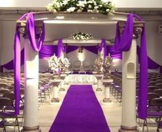 wedding receptions, indian weddings, lavender weddings, wedding decorations, wedding colors, purple wedding, wedding stage, wedding reception decorations, color themes