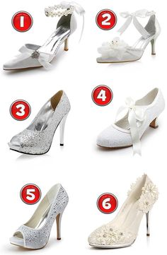 White Wedding Shoes for Bridals bridesmaids, bouquet bridesmaid, wedding shoes, flower bouquets, number, white weddings, flowers, accessories, grooms