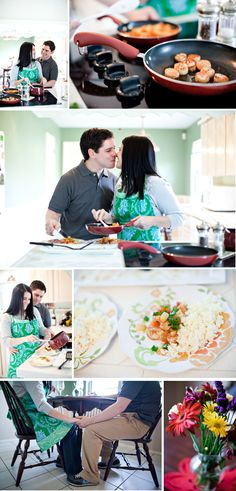 Cooking Engagements