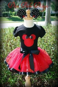 more minnie mouse!