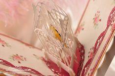 Amazing Paper Grace Popup Birdcage Card - Tutorial Part 3