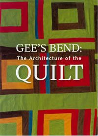 Quilts made by ladies in Gee's bend of Alabama.