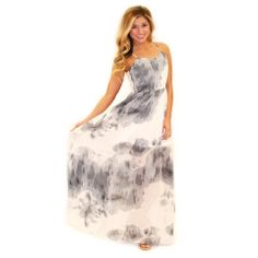 ISLAND RETREAT MAXI GREY  IMPRESSIONS  $46.00