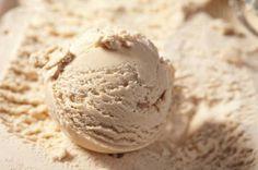 Vanilla Caramel Tea Ice Cream