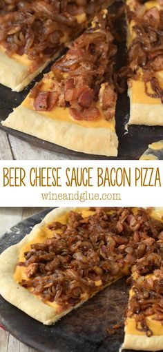 Beer Cheese Sauce pi
