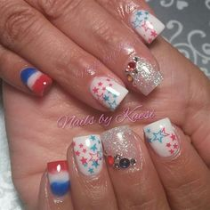 Forth fun! by nailsbykaesi from Nail Art Gallery