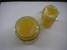 Microwaved Lemon Curd