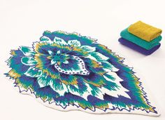 TAPPETI DA BAGNO on Pinterest  Showroom, Mosaics and Rose