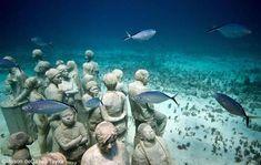 art reefs