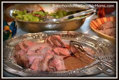 London-Broil - perfect for a special holiday meal! And makes great leftovers, too!