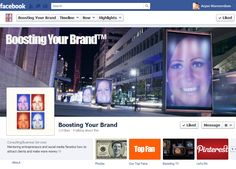 Facebook Page of Boosting Your Brand™ https://www.facebook.com/BoostingYourBrand
