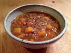 Olde World Butternut Stew
