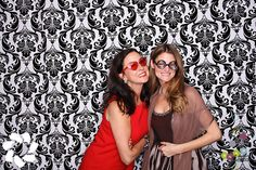 Holiday Party Photo Booth Idea!