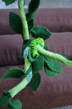 button caterpillars