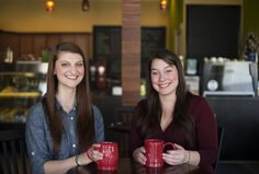 College friends man coffee shop that's become York destination