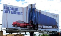 #crash #unconventional marketing