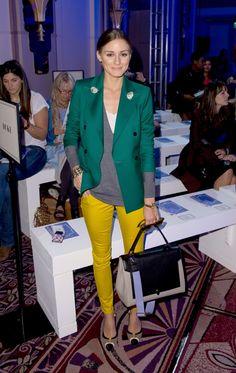 Photos - Fall Fashion Trends: Emerald