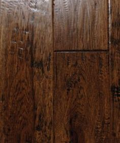 Making Hand Scraped Hardwood Floors Shine Again : ... - Wood Floors on Pinterest  Floors, Dark Wood Floors and Floor