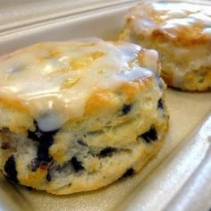 Blueberry Biscuits Recipe - Key Ingredient