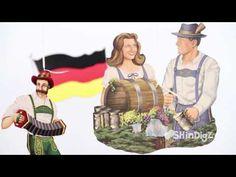 ▶ #Oktoberfest Decorating Kit --- by Shindigz - YouTube