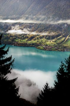 kawaiitheo:  Brienz, Switzerland | by Patryk Sadowski  !
