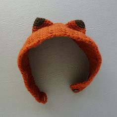 baby accessories fox, fox pdf, headband crochet, ears, anim ear