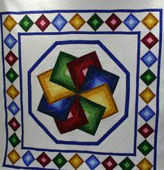 Quilt Patterns Strata Star : Strata quilt on Pinterest