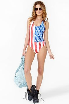 All American Swimsuit