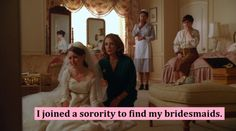 I joined a sorority to find my bridesmaids. #Greek #Sorority #Sisters #Bridesmaids