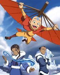 Avatar the last air bender.