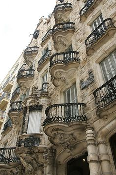 Barcelona - Carrer de Casp
